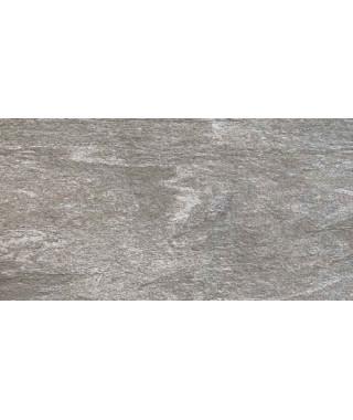 Carrelage extérieur 2cm Novoceram Cast gris 60x90 rectifié