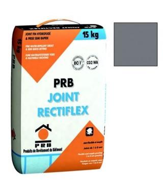 Joint rectiflex PRB gris anthracite 15kg