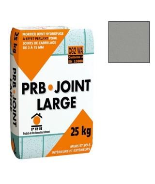 Joint large PRB gris moyen 25kg