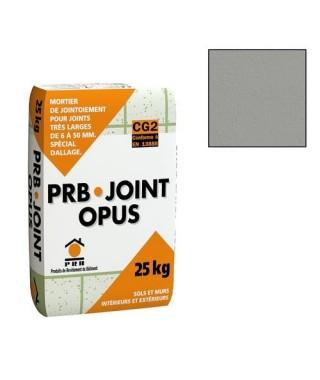 Joint opus PRB gris foncé 25kg