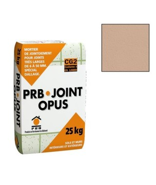 Joint opus PRB terre cuite 25kg