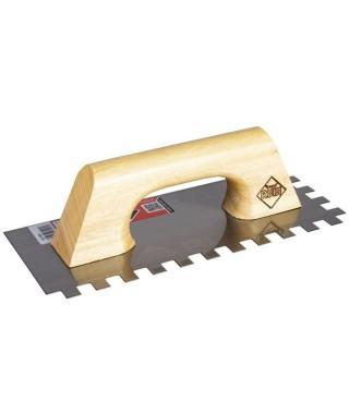 Peigne acier manche en bois Rubi 28cm (12x12)