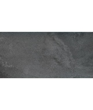 Carrelage extérieur Casalgrande Padana Amazzonia dragon black 30x60 rectifié