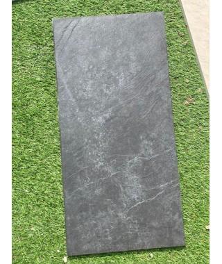 Carrelage extérieur 2cm Novoceram Teranga ivoire 90x90 rectifié