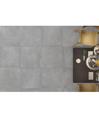 Carrelage extérieur 2cm italgres direction grey rectifié structuré 60x60