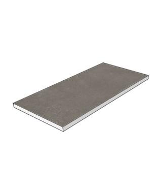 Carrelage Marca Corona terra hexagone grigio 25x21,6