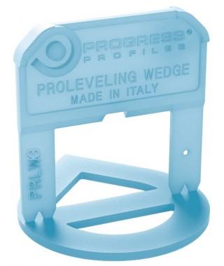 200 croisillons 1.5mm ép. autonivelants Progress PRLW15