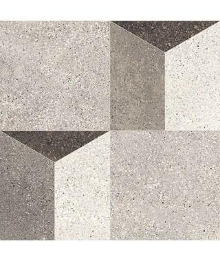 Carrelage Nadis Design Lago graphite 15x60 rectifié