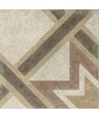 Carrelage extérieur Nadis Design Lago graphite 15x60 rectifié