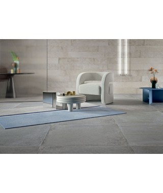 Carrelage intérieur Gardenia Amboise 60x60 Cemento