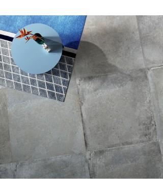 Carrelage intérieur Gardenia Amboise 80x80 Cemento