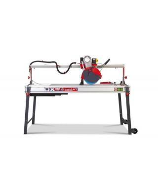 Scie de carrelage électrique Rubi DX-350 N 1300 Laser&Level Zero Dust 230V-50 Hz