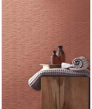 Faïence Ragno Resina 40x120 Terracotta Struttura Wall 3D rettificato