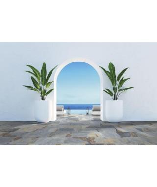 Carrelage extérieur Savoia Ocean 30x60 Fiji Turquoise