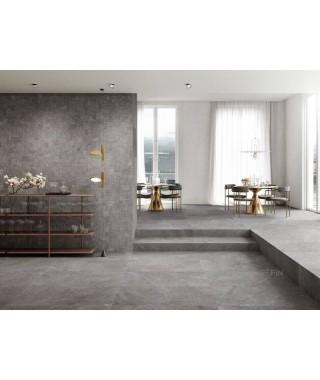 Carrelage gris : Refin Tune 60x60 Lava