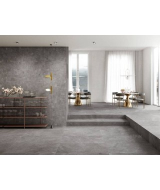 Carrelage gris : Refin Tune 30x60 Lava Soft