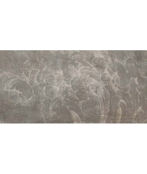 Carrelage mural novoceram petitot insert affresco rectifi for Carrelage a bord rectifie