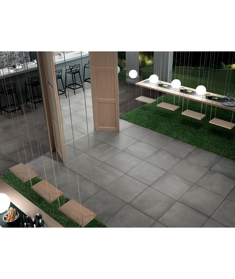 carrelage ext rieur 2cm novoceram azimut rectifi 60x60 ain carrelages. Black Bedroom Furniture Sets. Home Design Ideas