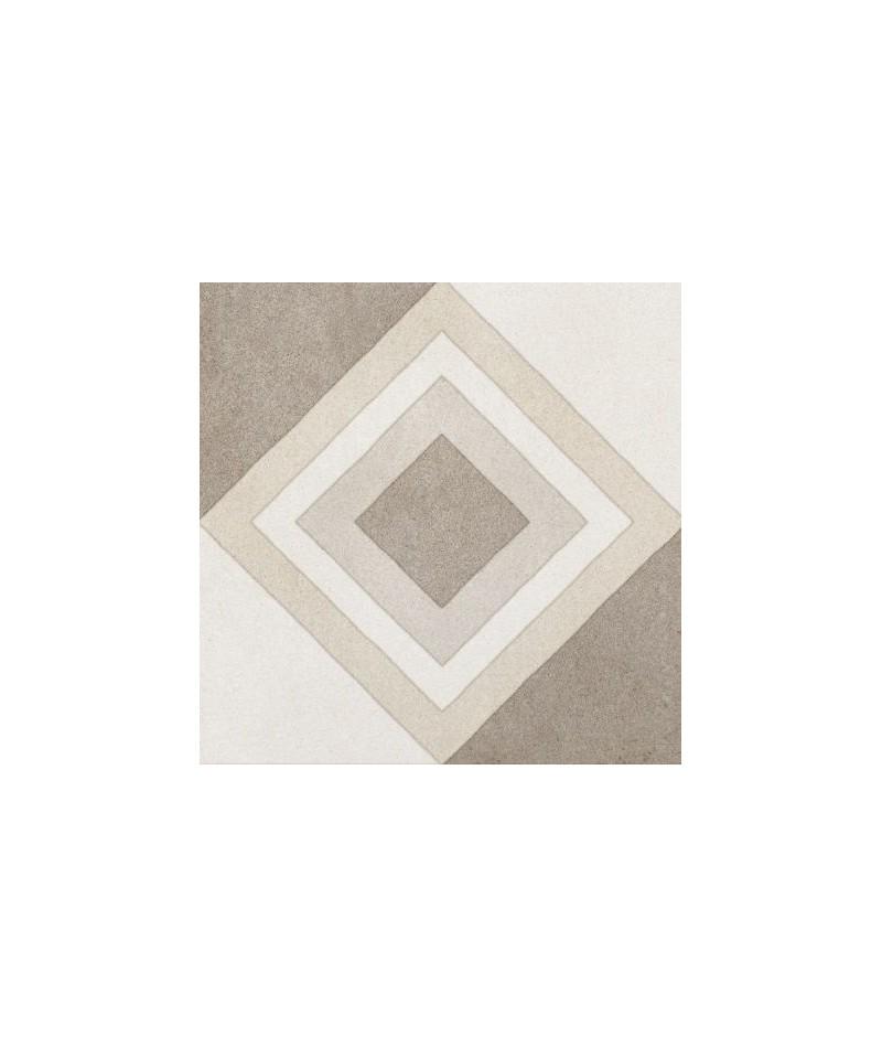 carrelage decor fioranese cementine retro rectifi mat 20x20 ain carrelages. Black Bedroom Furniture Sets. Home Design Ideas