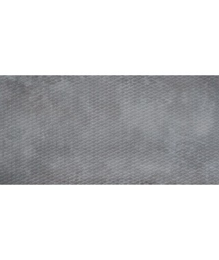 Carrelage extérieur Refin Design Industry Oxyde light rectifié structuré 75x150
