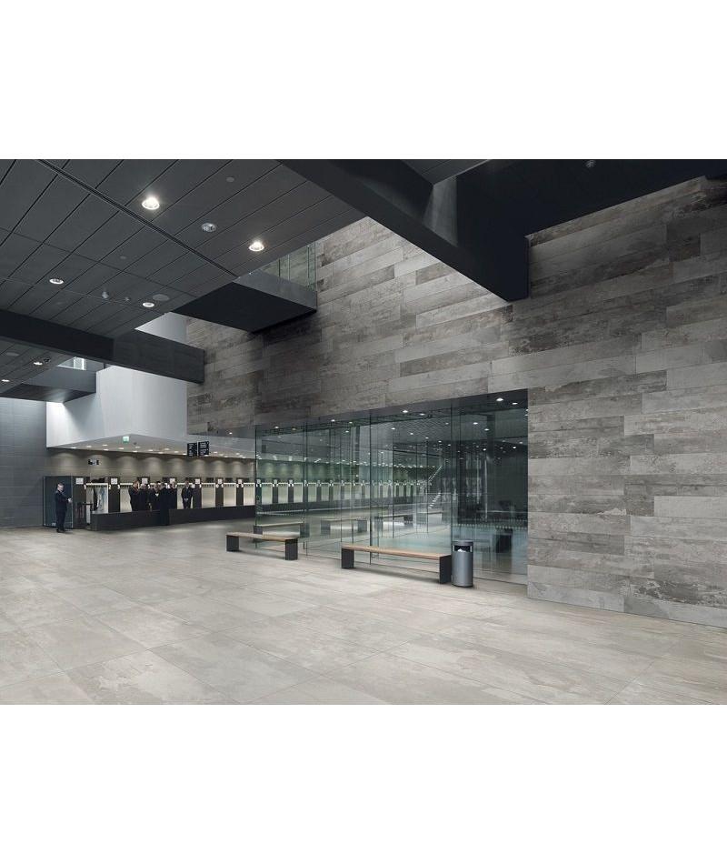 Carrelage Sol Refin Design Industry Raw Rectifié 75X150 - Ain