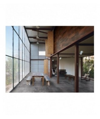 Carrelage Sol Refin Design Industry Raw Rectifié 60X60 - Ain