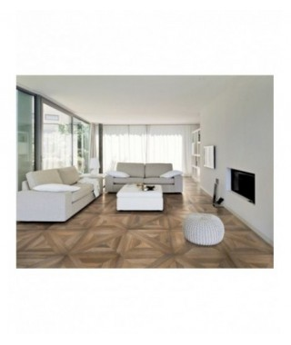 Carrelage imitation parquet Refin Mansion rectifié 75x75