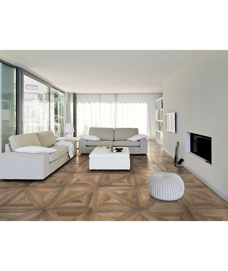 Carrelage imitation parquet refin mansion rectifi 75x75 ain carrelages for Carrelage 75x75 prix