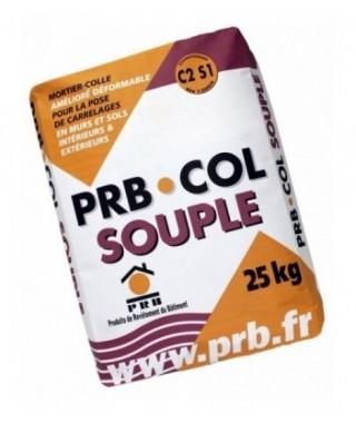 Colle souple PRB gris 25kg