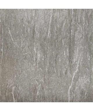 Carrelage Novoceram Cast gris 60x60 rectifié