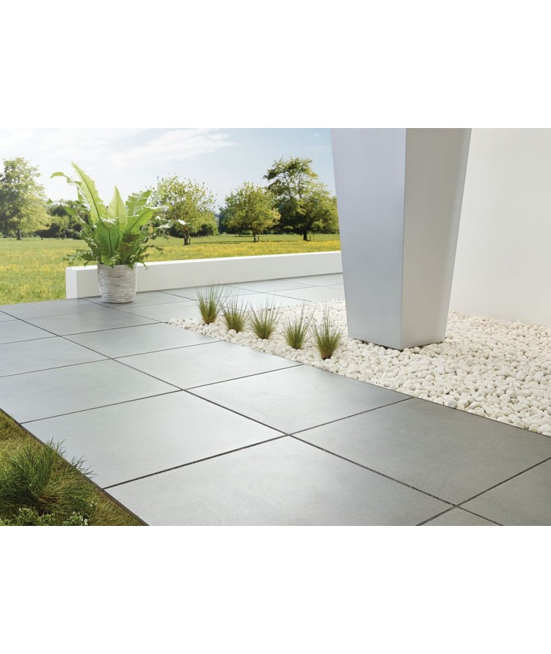 Carrelage ext rieur 18mm rak ceramics surface 2 0 rectifi for Carrelage rectifie