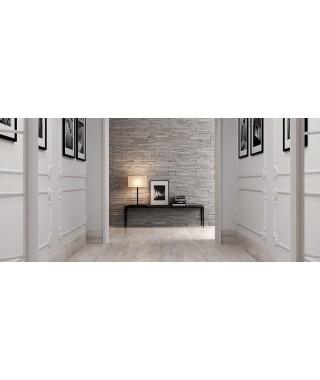 Carrelage Salle de Bain Imitation Parquet Style Bois : Murs & Sols ...