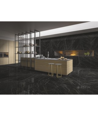 Carrelage imitation marbre Refin Prestigio rectifié lucido 120x120