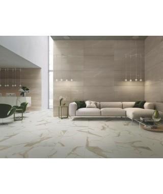 Carrelage imitation marbre Refin Prestigio rectifié soft 75x150