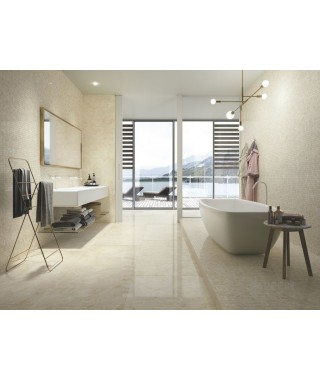 Carrelage imitation marbre Refin Prestigio rectifié lucido 30x60