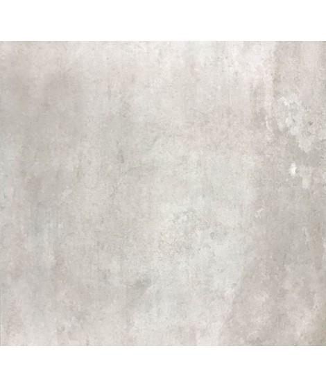 Carrelage extérieur 2cm imitation béton Novoceram Azimut rectifié 60x60 hors nuance Froid