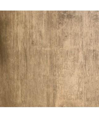 Carrelage extérieur 2cm imitation parquet Casabella Woodstone rectifié structuré 60x60 Tabacco