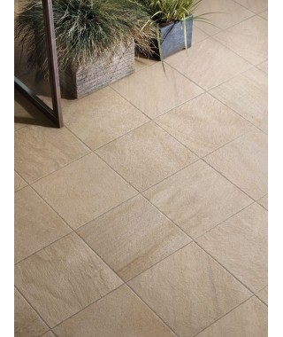Carrelage Exterieur 2cm Keope Point Rectifie Structure 60x60 Sand