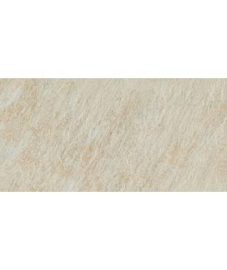Carrelage extérieur 2cm Mirage Quarziti gris clair 60x120 rectifié