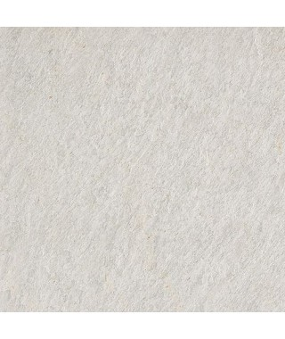 Carrelage extérieur 2cm Mirage Quarziti gris clair 60x60 rectifié