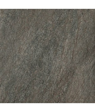 Carrelage extérieur 2cm Mirage Quarziti gris 60x60 rectifié
