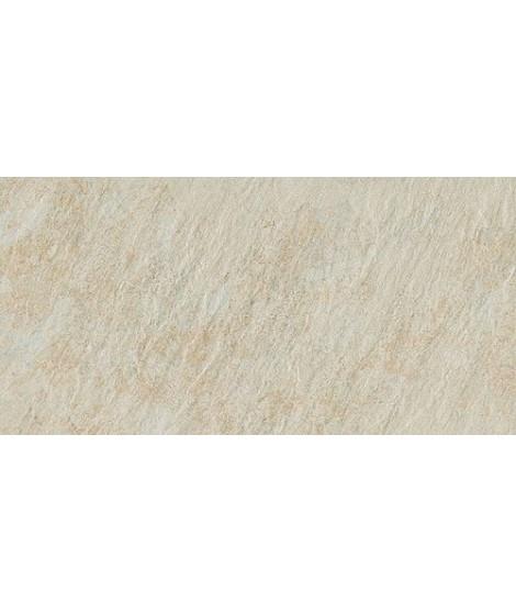 Carrelage extérieur 2cm Mirage Quarziti gris clair 45x90 rectifié