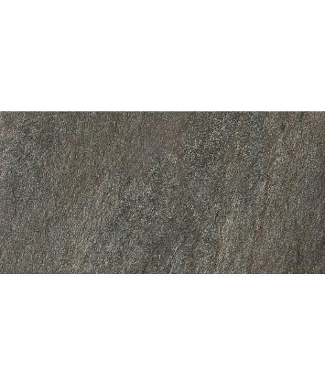 Carrelage extérieur 2cm Mirage Quarziti gris 45x90 rectifié