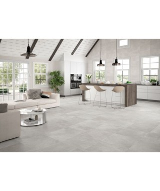 Carrelage Keratile Rodano light grey 75x75 rectifié
