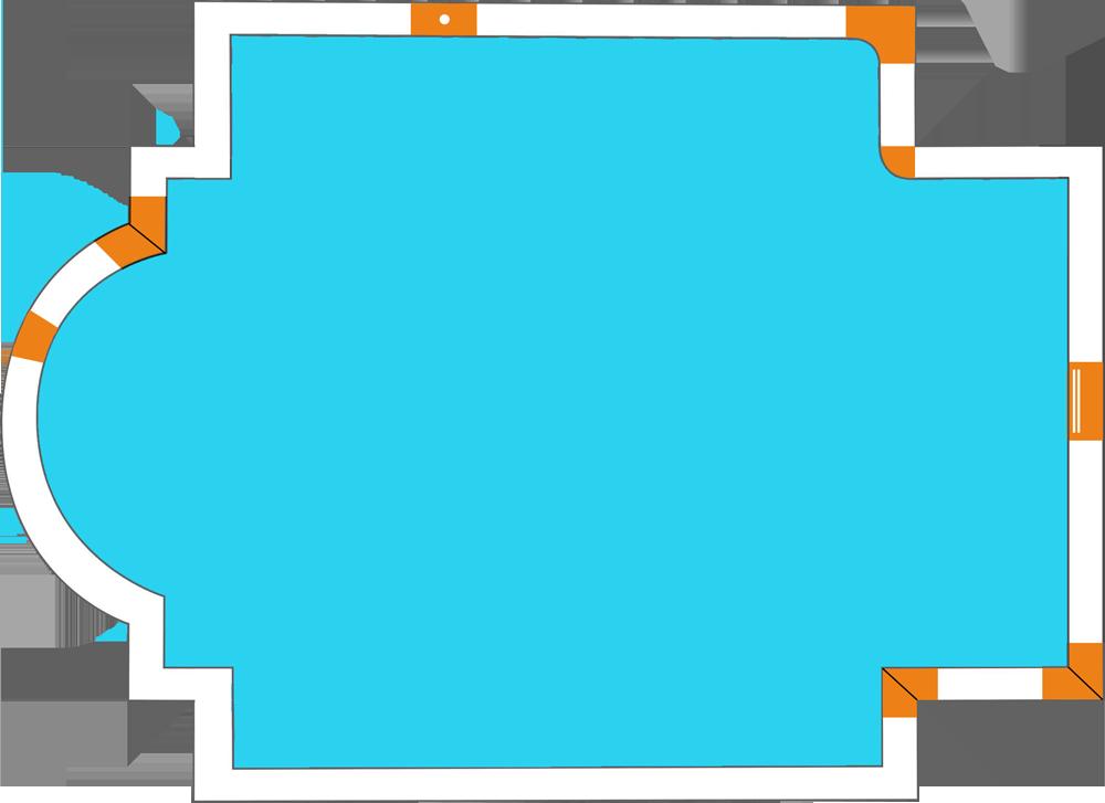 presentation piscine margelle