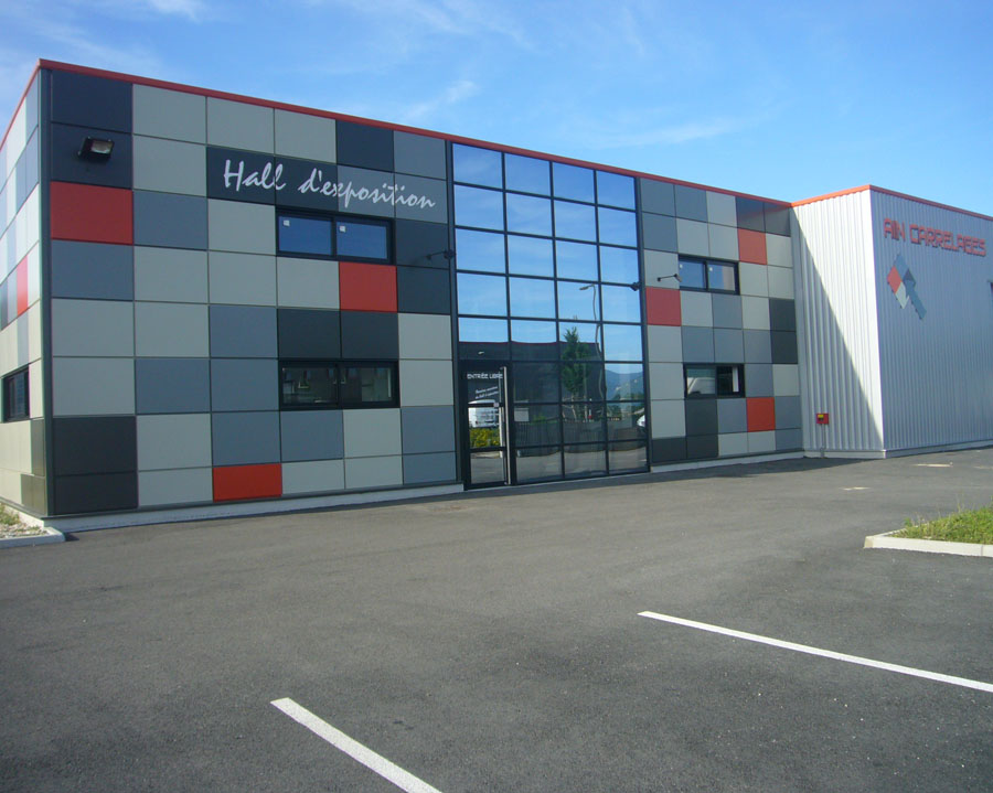 Magasin Ain Carrelages Chateau-Gaillard